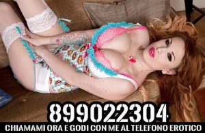 Mistress al Telefono Erotico Basso Costo 899279973